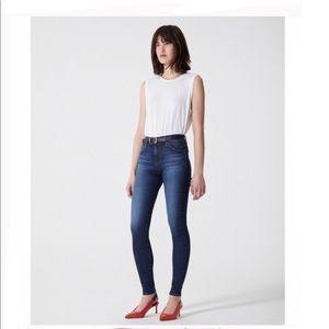 Adriano Goldschmied Farrah Skinny Jeans Sz 28R